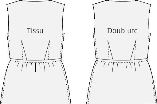 sureau sew along doubler la robe deer doe le blog. Black Bedroom Furniture Sets. Home Design Ideas