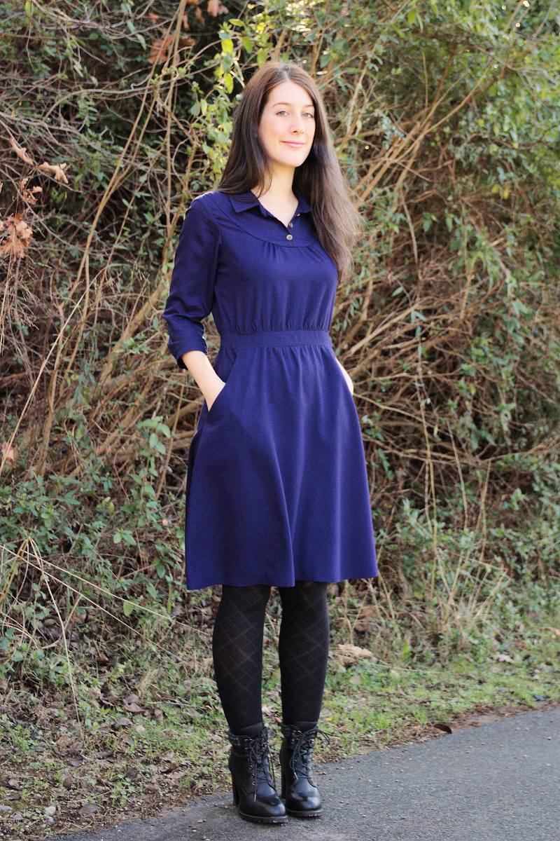 Deer&Doe - Cardamome dress with waistband