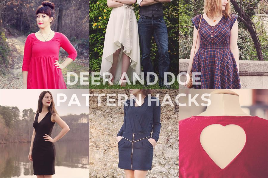 Pattern Hacks Deer&Doe